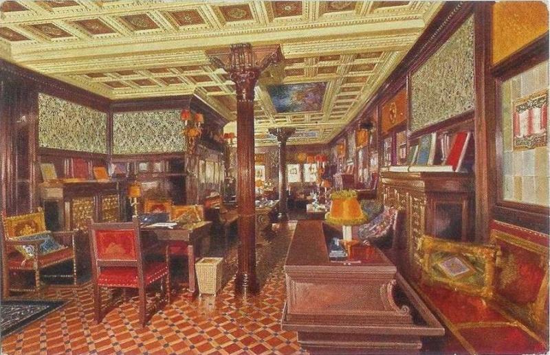 'Conte Verde' - Lloyd Sabaudo - 1923 5_nave31