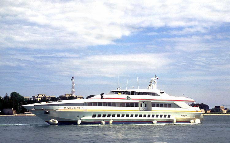 'Marconi' - Adriatica - 1992 5_nave36