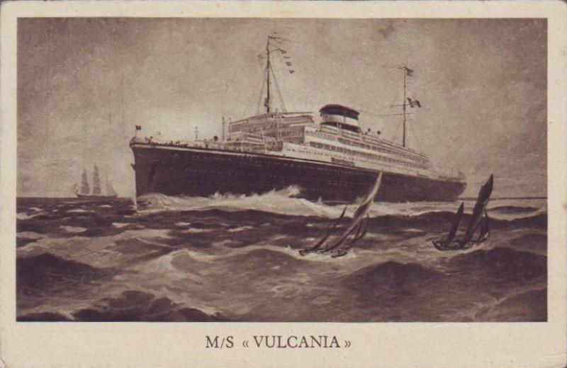 'Vulcania' - Cosulich - 1928 5_nave37