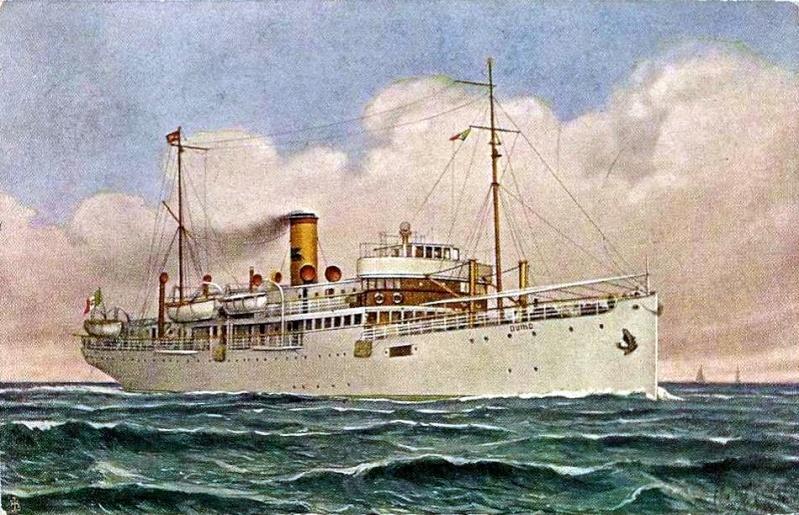 'Duino' - San Marco - 1923 5_nave39