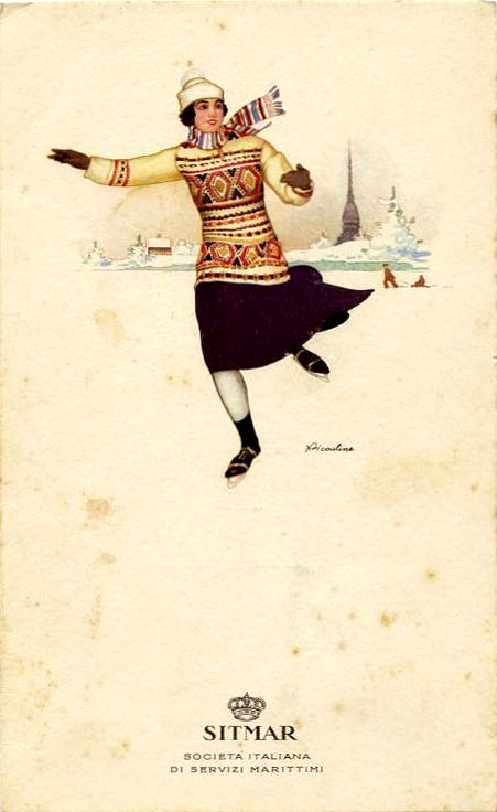 'Ausonia' - Sitmar - 1928 5_nave49