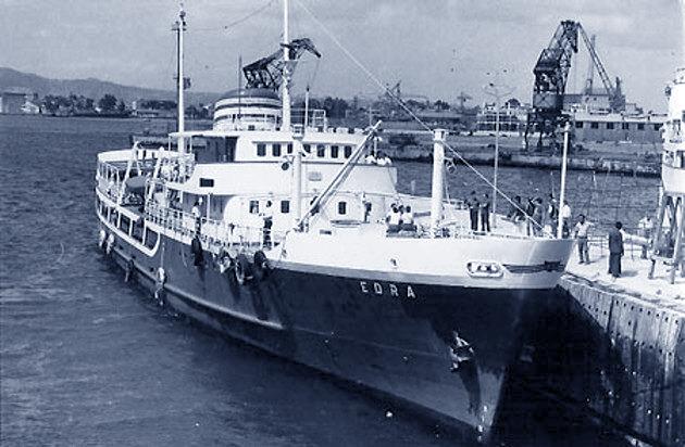 'Edra' - Nav. Alto Adriatrico - 1962 5_nave55