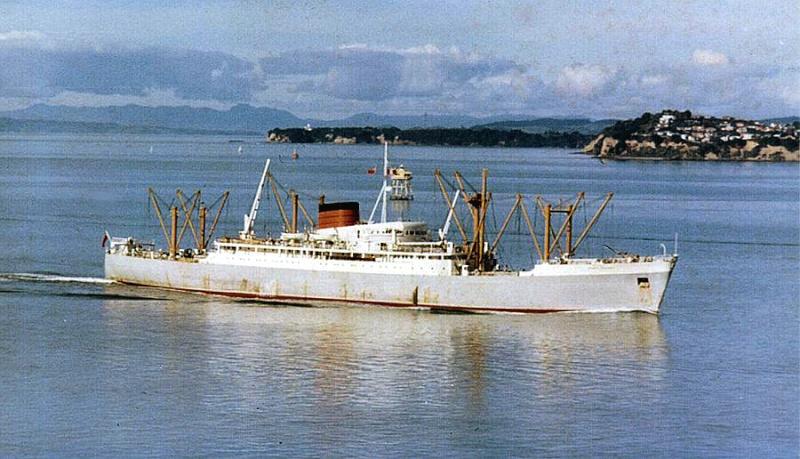'Daphne' - anche Costa - 1955 5_port10