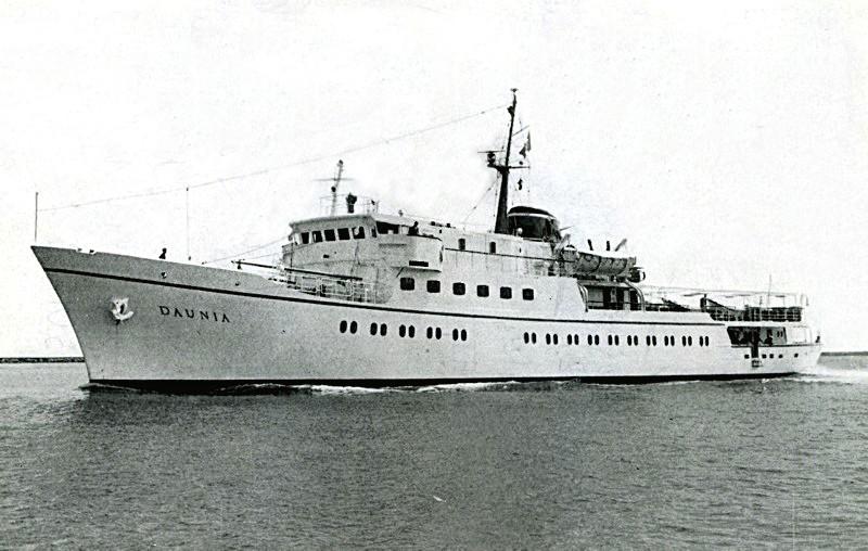 'Daunia' - Adriatica -  1965 5a_rif11