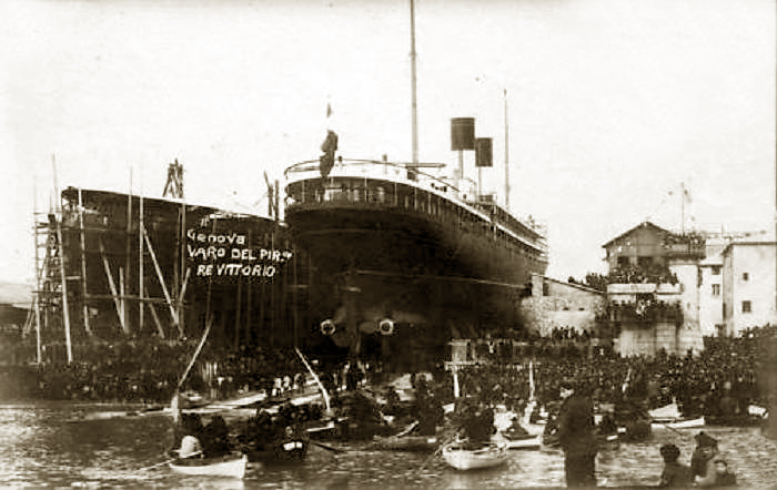 'Re Vittorio' - N.G.I. - 1907 5nave_14