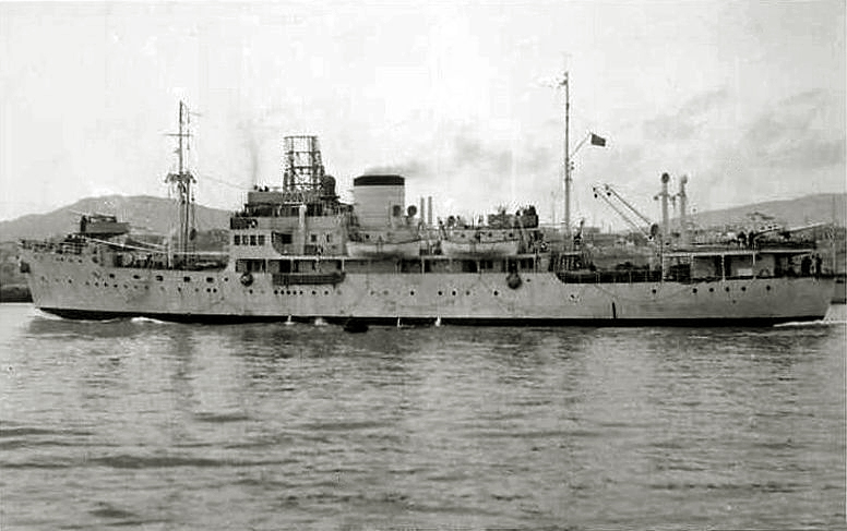'Barletta' - Puglia S.A. di Nav. a Vap. - 1931 6-5bar10