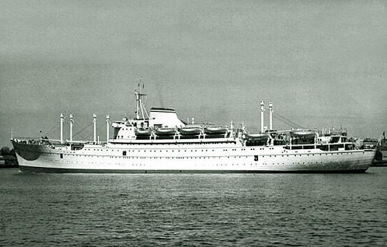 'Neptunia' - Lloyd Triestino - 1951  6-vern10
