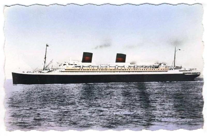 'Ile de France' - C.G.M. - 1926 66_21n10