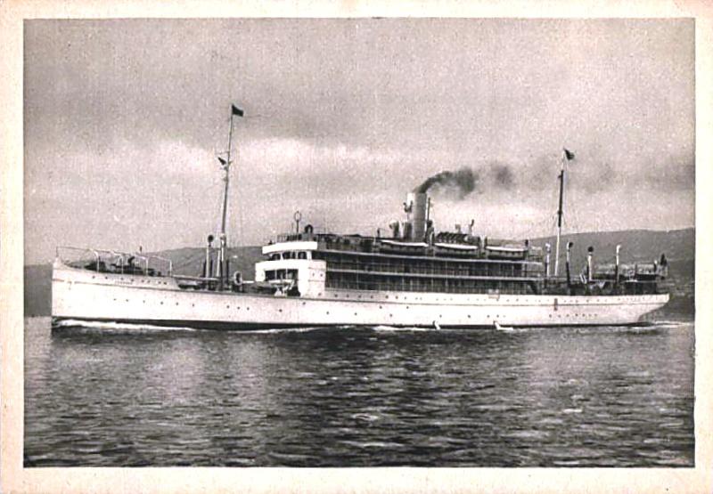 'Carnaro' - Adria S.A. - 1913 6_4car10