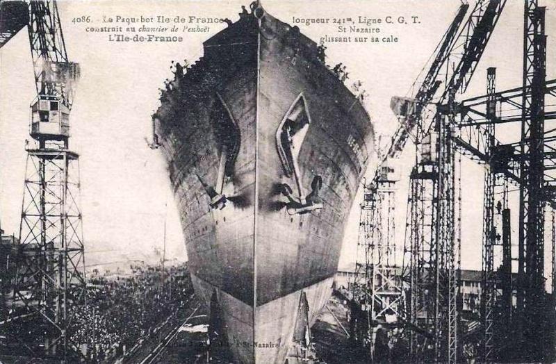 'Ile de France' - C.G.M. - 1926 6_4var10