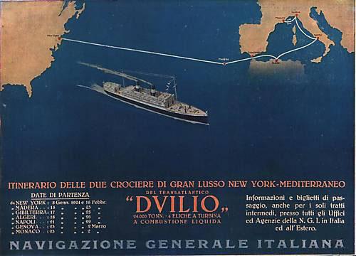 'Duilio' - N.G.I. - 1923 6_nave18