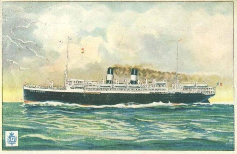 'Duca d'Aosta' - N.G.I. - 1908 6_nave19