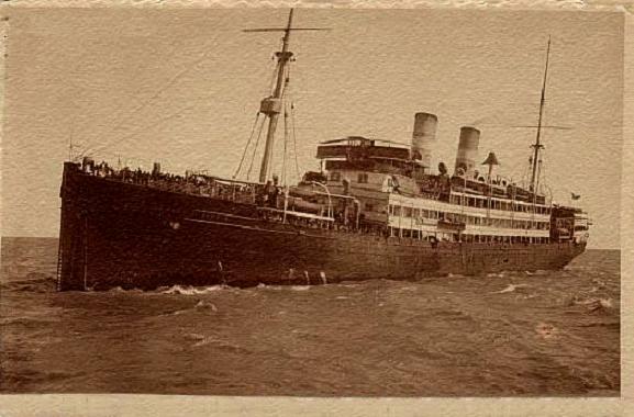 'Tomaso di Savoia' - Lloyd Sabaudo - 1907 6_nave21