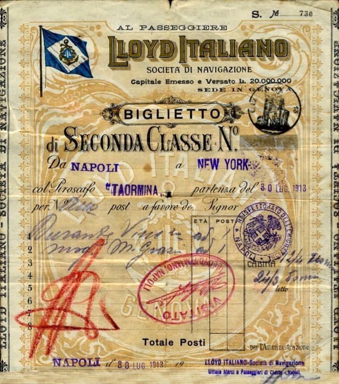 'Taormina' - Italia Soc. Nav. a Vapore - 1908 6_nave24