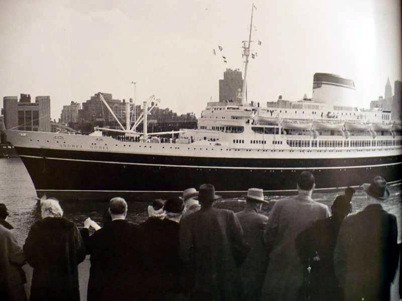 'Andrea Doria' - Italia - 1952 6_nave26