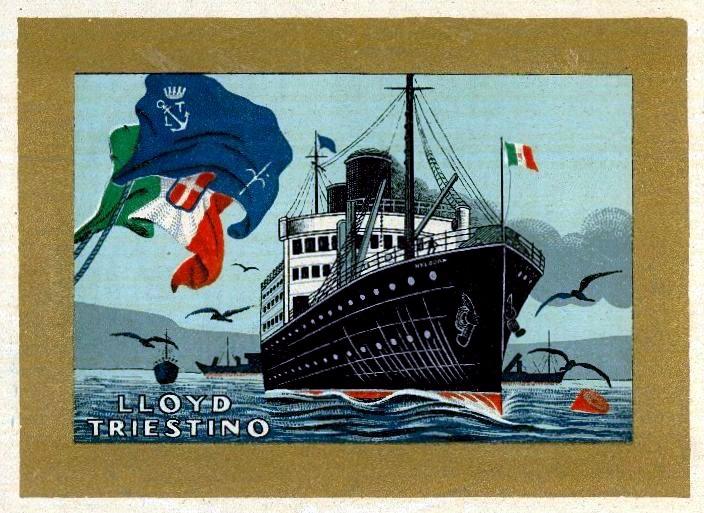 'Helouan' - Österreichischer Lloyd - 1912 6_nave27