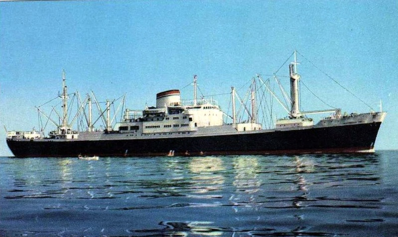 'Alessandro Volta - Italia - 1954 6_nave38