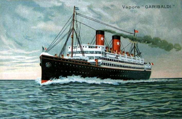 'Virginia' - Lloyd Italiano - 1906 6_nave46