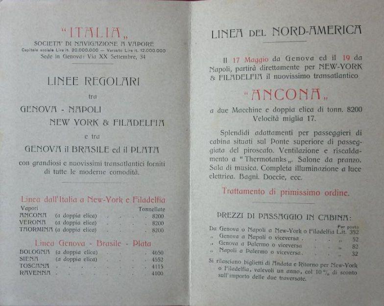 'Ancona' - Italia Nav. a Vap. - 1908 6_nave54