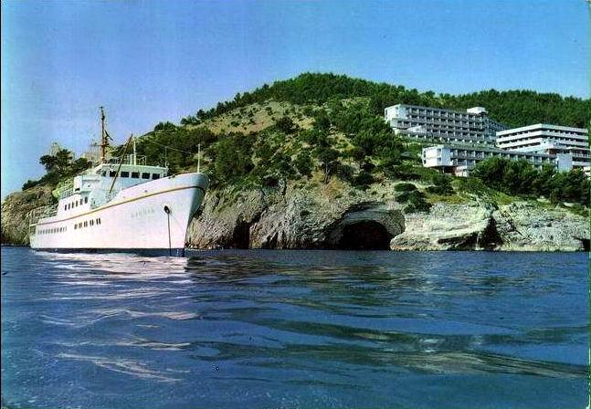 'Daunia' - Adriatica -  1965 6_nave60