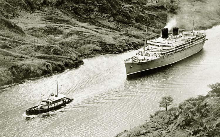 'Achille Lauro' - anche Flotta e Star Lauro - 1947 6_pana10