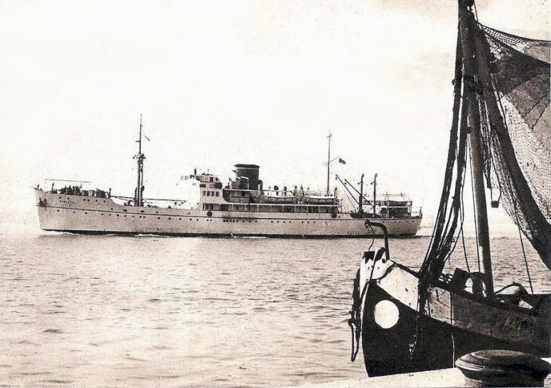 'Barletta' - Puglia S.A. di Nav. a Vap. - 1931 7-6bar10
