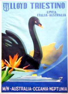 'Neptunia' - Lloyd Triestino - 1951  7-aust10
