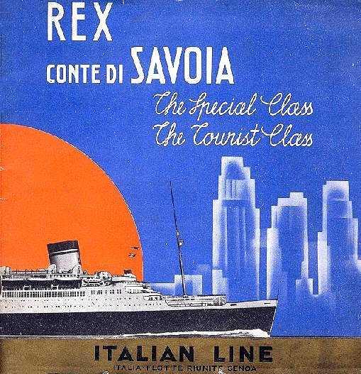 'Rex' - Italia - 1932 7-foto10