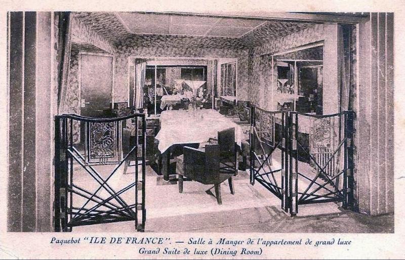 'Ile de France' - C.G.M. - 1926 70_26s10