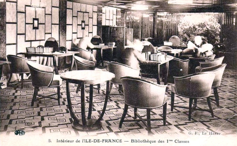 'Ile de France' - C.G.M. - 1926 73_30b10