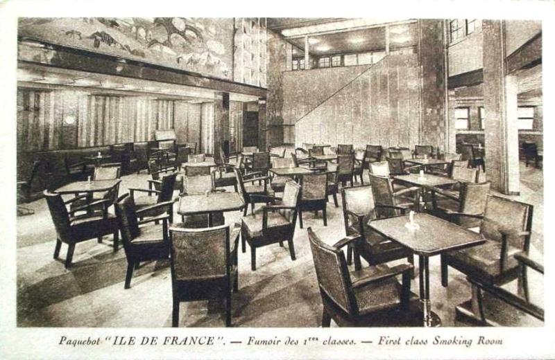 'Ile de France' - C.G.M. - 1926 75_32s10