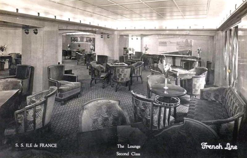 'Ile de France' - C.G.M. - 1926 77_35l10