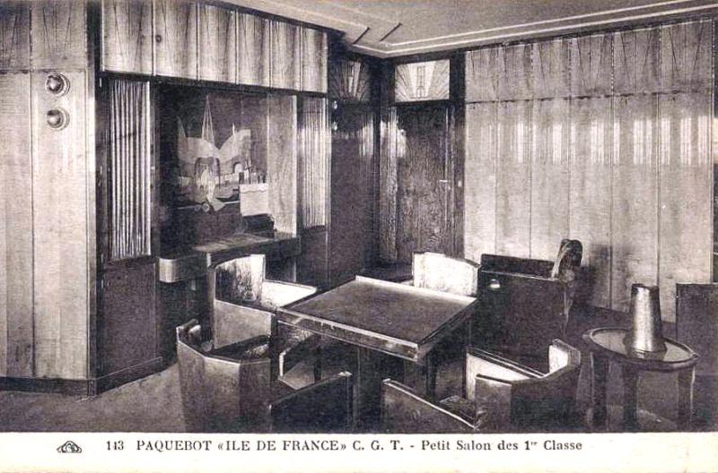 'Ile de France' - C.G.M. - 1926 78_36p10