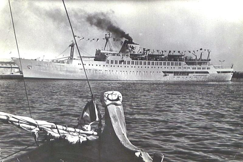 'Istra' - Jadranska Lijniska Plovidba - 1966 7_5ist10