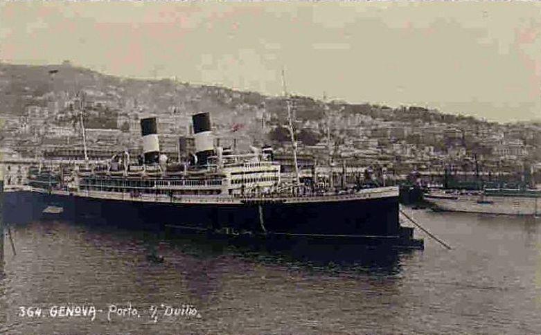 'Duilio' - N.G.I. - 1923 7_nave14