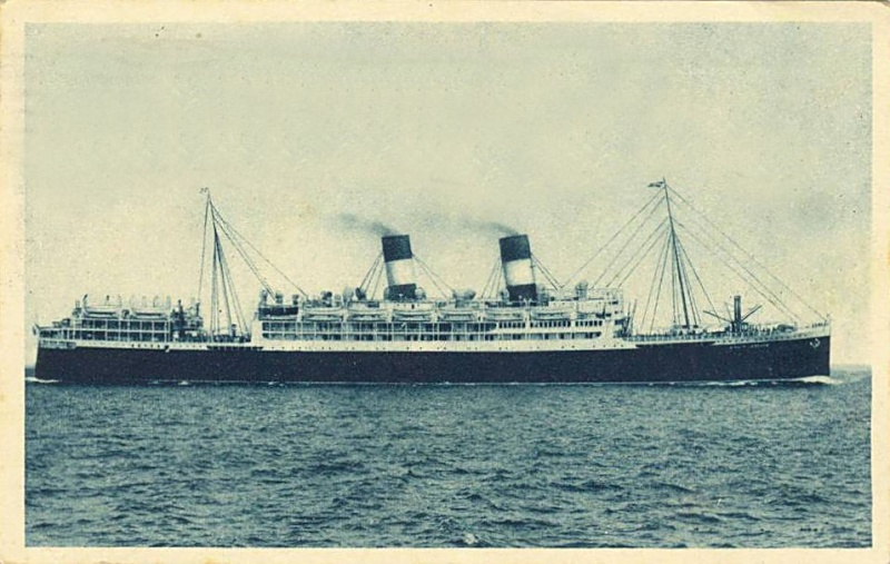 'Giulio Cesare' - N.G.I. - 1921 7_nave20