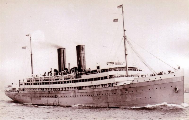 'Stella d'Italia' -  anche Cosulich - 1904 7_nave21