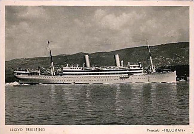 'Helouan' - Österreichischer Lloyd - 1912 7_nave27