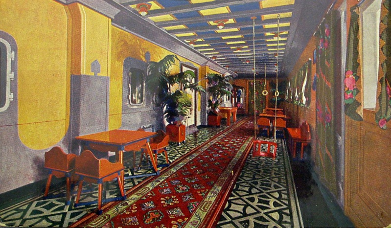 'Conte Biancamano' - Lloyd Sabaudo - 1925 7_nave30