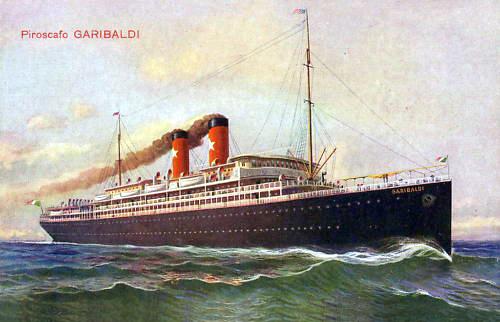 'Virginia' - Lloyd Italiano - 1906 7_nave45