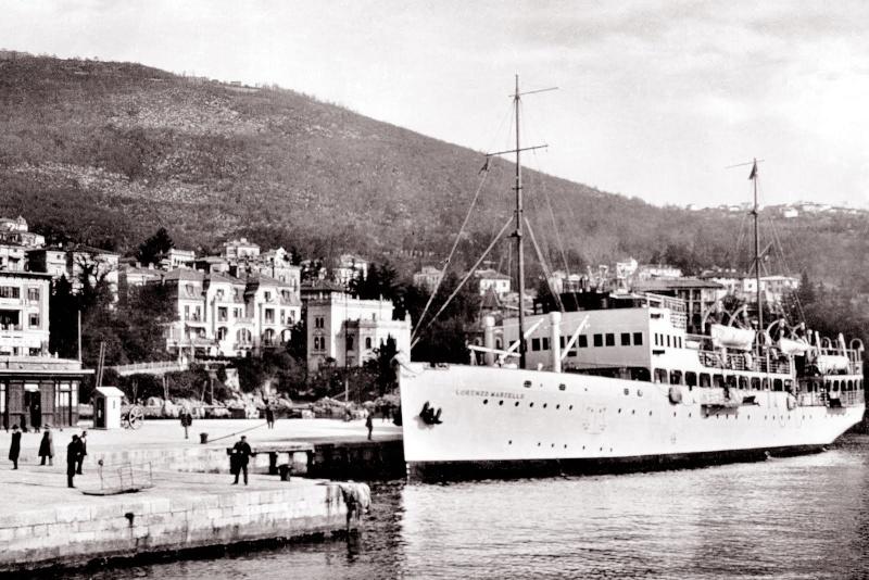 'Lorenzo Marcello' - San Marco - 1928 7_nave46