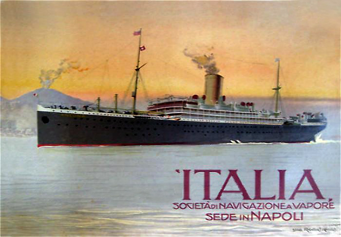 'Ancona' - Italia Nav. a Vap. - 1908 7_nave49