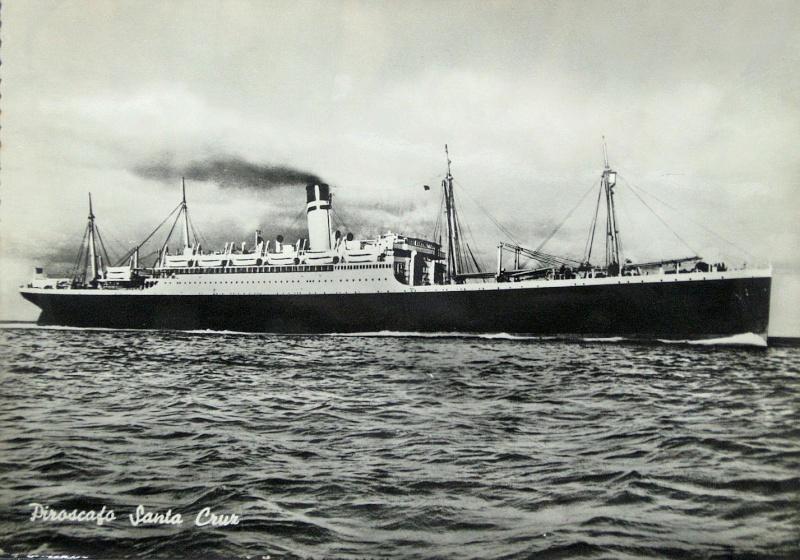 'Santa Cruz' - Italia - 1903 7_nave58