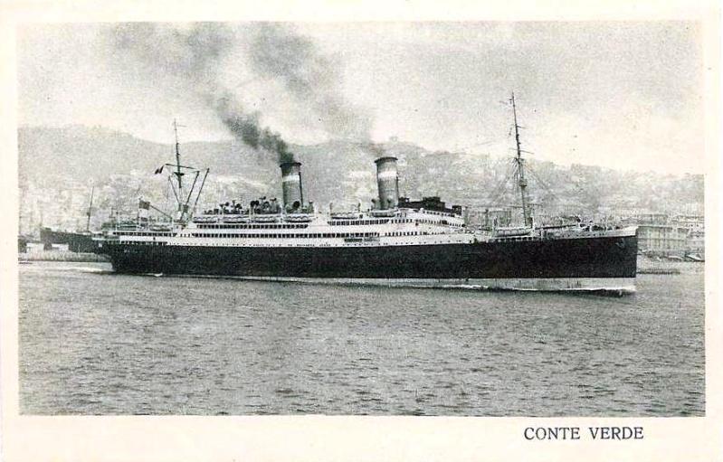 'Conte Verde' - Lloyd Sabaudo - 1923 7a_ver10