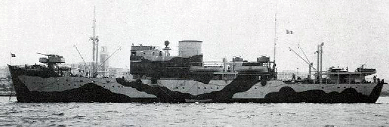 'Barletta' - Puglia S.A. di Nav. a Vap. - 1931 8-7bar10