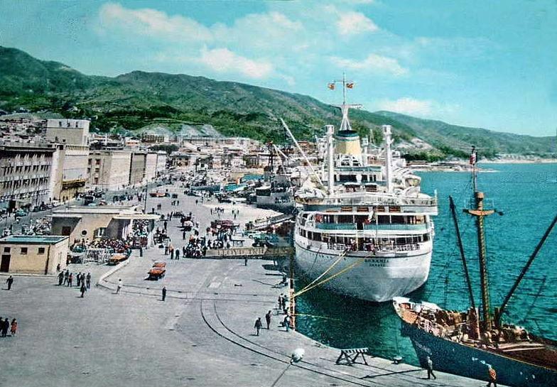 'Oceania' - Lloyd Triestino - 1951 8-nave10