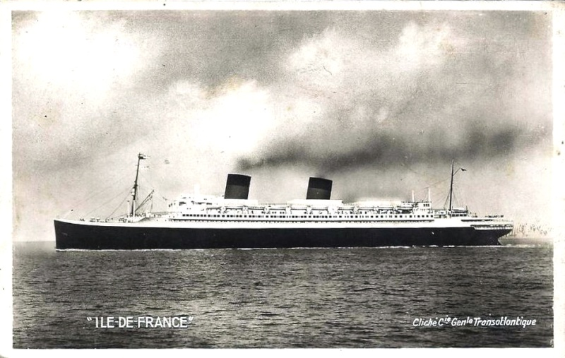 'Ile de France' - C.G.M. - 1926 89_48n10
