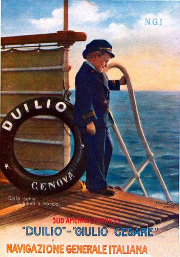 'Duilio' - N.G.I. - 1923 8_000010