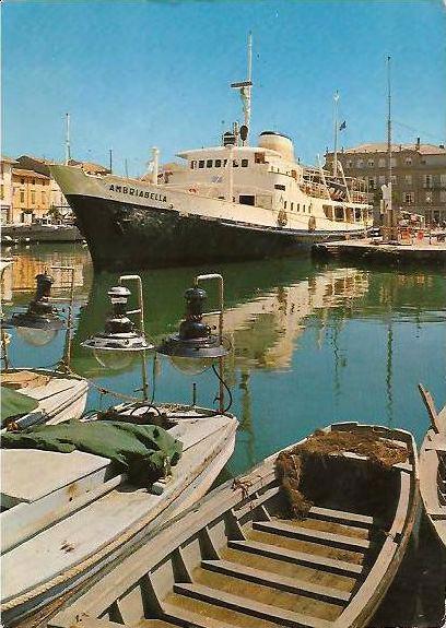 'Ambriabella' - Nav. Alto Adriatico - 1962 8_ambr11