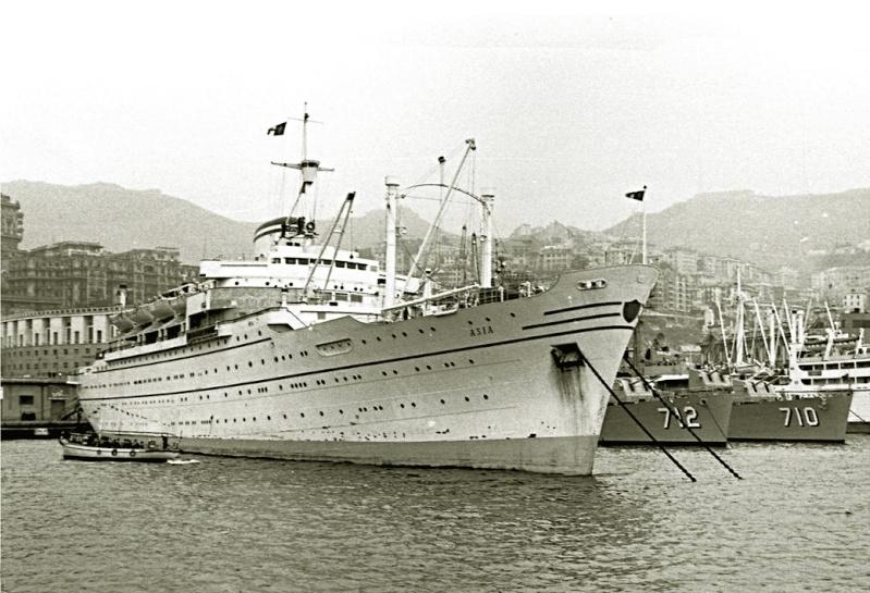 'Asia' - Lloyd Triestino - 1953 8_asia10